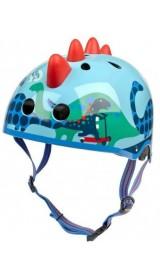 Шлем защитный Micro (Скутерозавры 3D) размер M