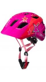 Шлем детский велосипедный - JETCAT - Max (Purple Stars)