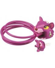Замок Chesire Cat by Crazy Safety (чеширская кошка) на самокат - велосипед