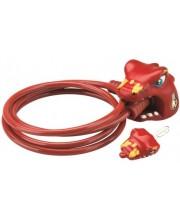 Замок Chinese Dragon by Crazy Safety (китайский дракон) на самокат - велосипед