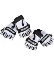 Перчатки детские защитные (без пальцев)  - Strider S и M