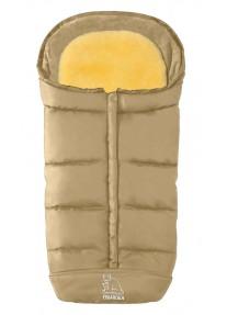 Зимний Конверт Heitmann Felle Comfort 2-in-1 Комбинированный с подкладкой из овчины - Beige бежевый - 7975 BE