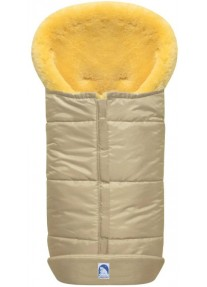 Зимний Конверт из овчины Heitmann Felle Premium Lambskin бежевый 975ВЕ