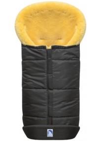 Зимний Конверт из овчины Heitmann Felle Premium Lambskin Серый 975GR
