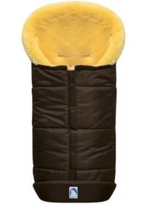 Зимний Конверт из овчины Heitmann Felle Premium Lambskin коричневый 975MO