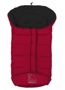 Зимний Конверт  Heitmann Felle Winter Dark Red  темно-красный 7965SR