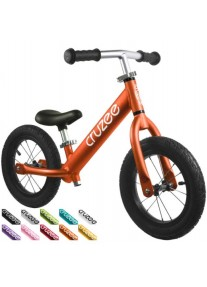 Cruzee UltraLite Air 12'' Беговел Balance Bike (Orange)