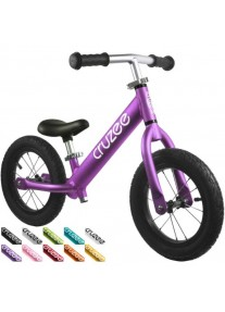 Cruzee UltraLite Air 12'' Беговел Balance Bike (Purple)