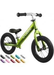 Cruzee UltraLite Air 12'' Беговел Balance Bike (Green)