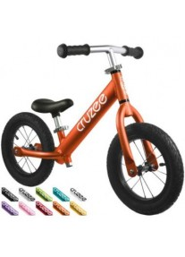 Cruzee UltraLite Air 12'' Беговел Balance Bike (Orange)