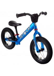 Беговел - JETCAT - 12 Sport - SL - AIR PRO - Blue/Red (синий-красный)