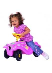 Детский автомобиль-каталка Big Bobby Car Classic Girlie