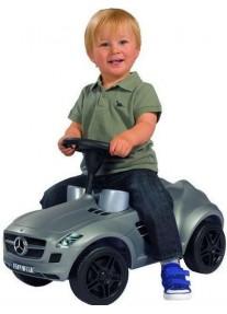 Детский автомобиль-каталка Big Bobby BENZ SLS AMG