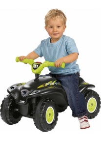 Детский автомобиль-каталка BIG Bobby Quad Racing (56410) чёрный