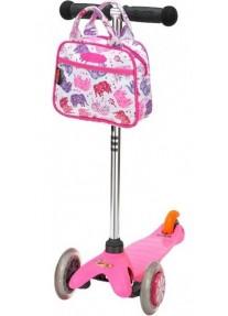 Micro Mini Micro Pink with Bag (MM0030)