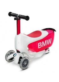 Micro Mini2GO BMW White/Red (MM0290) бело-красный