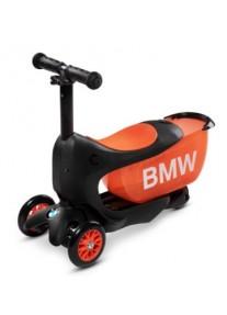 Micro Mini2GO BMW Black/Orange (MM0291) черно-оранжевый