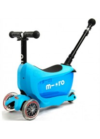 Micro Mini2GO Deluxe Plus Blue (MMD034)