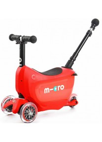 Micro Mini2GO Deluxe Plus Red (MMD032)