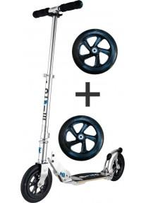 Самокат Micro Scooter Flex Air + комплект полиуретановых колёс