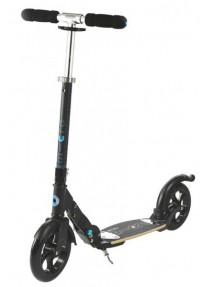Micro Scooter Flex Black 200mm (SA0119)