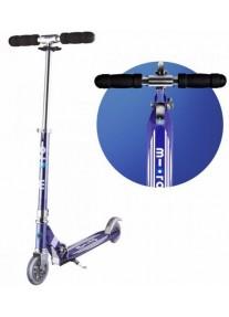 Самокат Micro Scooter Sprite синие полоски (SA0177)