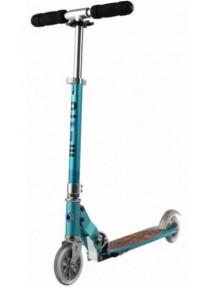 Самокат Micro Scooter Sprite Teal Tribal (SA0139) Бирюзовый трайбал