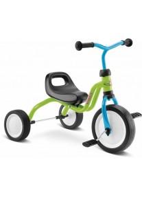 Велосипед Puky Fitsch 2518 Kiwi зеленый с синим