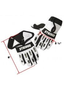 """Перчатки детские защитные - Strider - """"M"""" - 7,9см"""