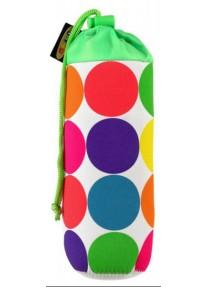 Сумка Micro для крепления бутылочки на самокат Neon Dots