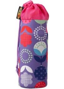 Сумка Micro для крепления бутылочки на самокат Floral цветочная