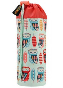 Сумка Micro для крепления бутылочки на самокат совы (Owls) AC4412