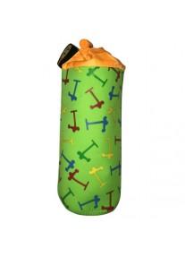 Сумка Micro для крепления бутылочки на самокат Неоновый Зеленый (Neon Green) AC4027