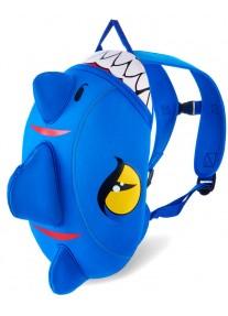 Рюкзак Crazy Safety Blue Shark (синяя акула)