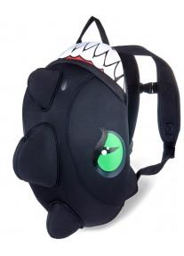 Рюкзак Crazy Safety Black Shark (черная акула)