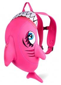 Рюкзак Crazy Safety Pink Shark (розовая акула)