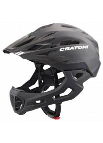 Шлем FullFace - Cratoni - C-Maniac Black
