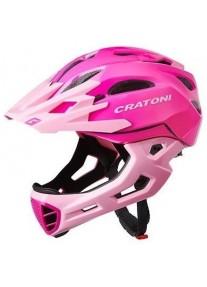 Шлем FullFace - Cratoni - C-Maniac Pink/Rose