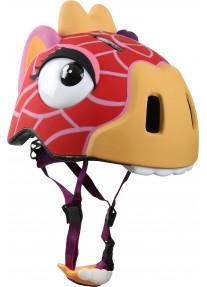 Шлем защитный Giraffe by Crazy Safety (жираф) детский