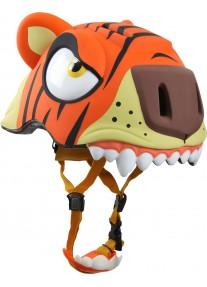 Шлем защитный Tiger by Crazy Safety (тигр) детский для мальчика