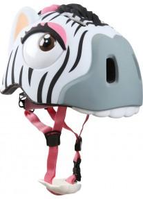 Шлем защитный Zebra by Crazy Safety (зебра) детский