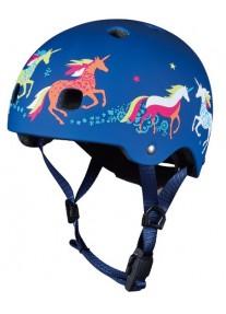 Шлем защитный Micro Единороги BOX