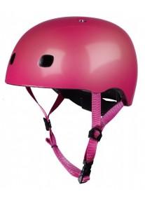 Шлем защитный Micro (Малиновый)