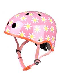 Шлем защитный Micro (ромашки)