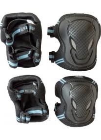 Комплект защиты 2 в 1 Micro (чёрный)