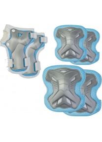 Комплект защиты 3 в 1 (синий)
