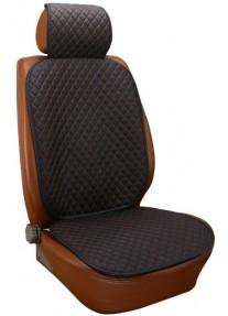 Защита низа и спинки сиденья от проминания с отверстиями под ISOFIX - Royal Accessories - Premium