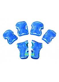 Защита Micro - Roller - MP1 - 3 в 1 Blue
