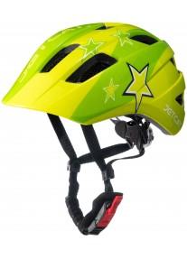 Шлем детский велосипедный - JETCAT - Max (Green Stars)
