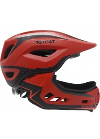 Шлем FullFace - Raptor (Red/Black) -  JetCat